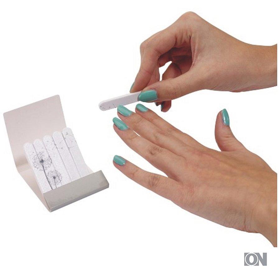 Praktische Mini-Nagelfeilen Dandelion - Wellness & Pflege Themen