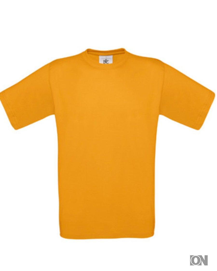 T-Shirt Promo Gelbtöne Von S-XXL