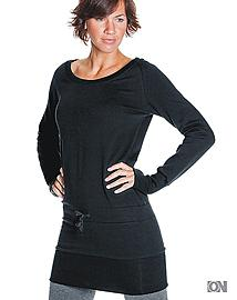 Damen Sweatdress oder Longshirt