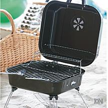 Mini-Holzgrill Charcoal