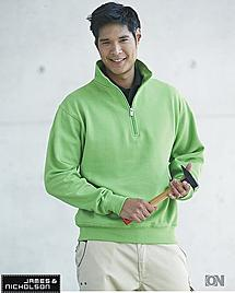 Zip Sweatshirt Workwear JN831