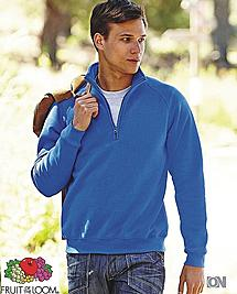 Zip Sweatshirt Fruit of the Loom