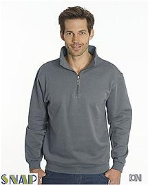Zip Sweatshirt 320g/m²