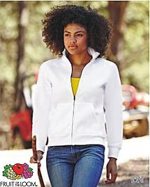 Fruit of the Loom Sweatjacke für Damen