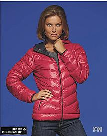 Damen Steppjacke Down