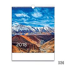 Wandkalender Mountains