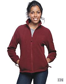 Damen Fleecejacke North