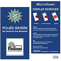 Polizei Display Cleaner