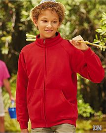 Fruit of the Loom Sweatjacke für Kinder