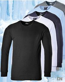 Thermo Langarm T-Shirt