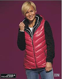 Damen Bodywarmer Down Vest