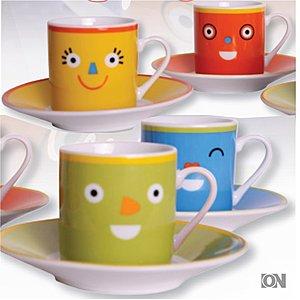 espresso tassen set happy tassenset werbeartikel sets aktionen. Black Bedroom Furniture Sets. Home Design Ideas