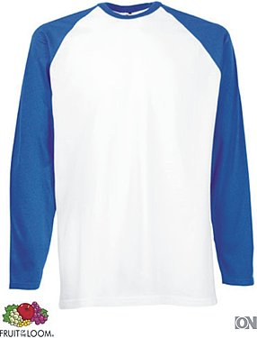 Long Sleeve Baseball T-Shirt für Herren